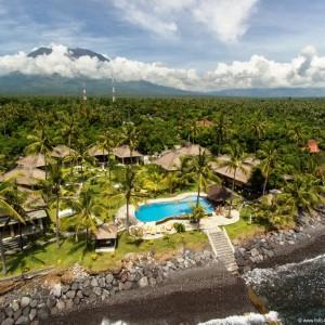Resort from sea cpmplete