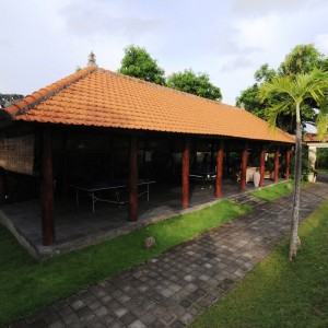 Sporotovní pavilon Relax Bali