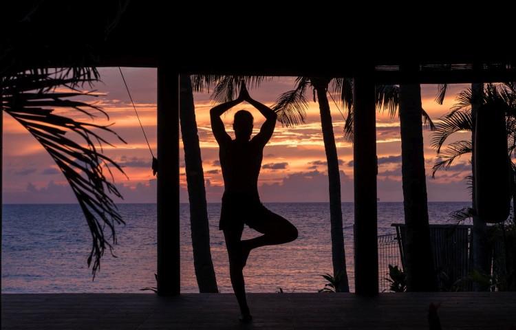 Relax Bali - yoga pavilon