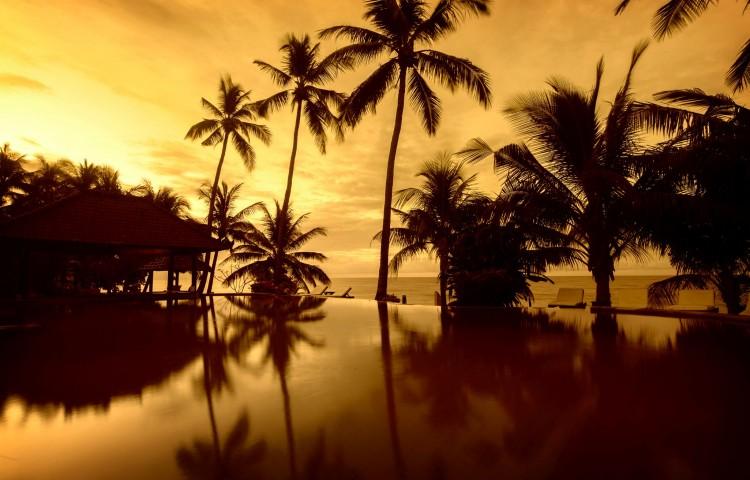 Relax Bali- bazén