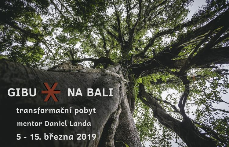 GIBU NA BALI - transformační pobyt        5. - 15.  března 2019
