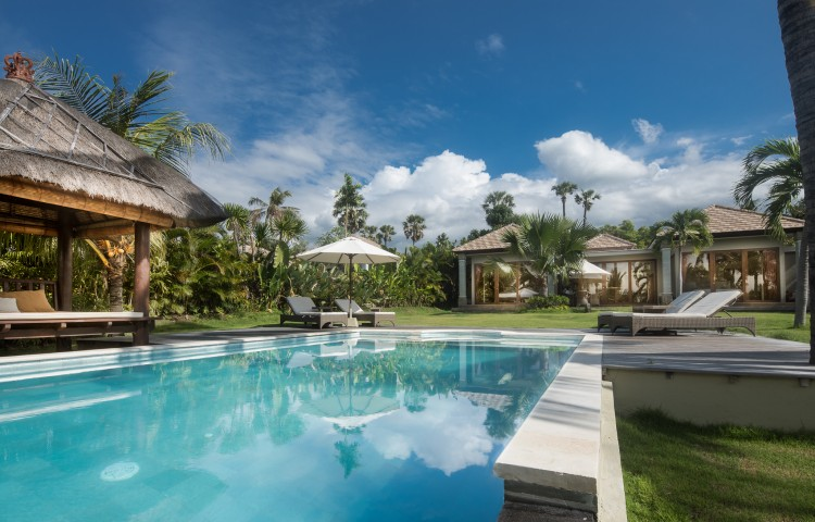 Tropical private villas - RELAX BALI RESIDENCE