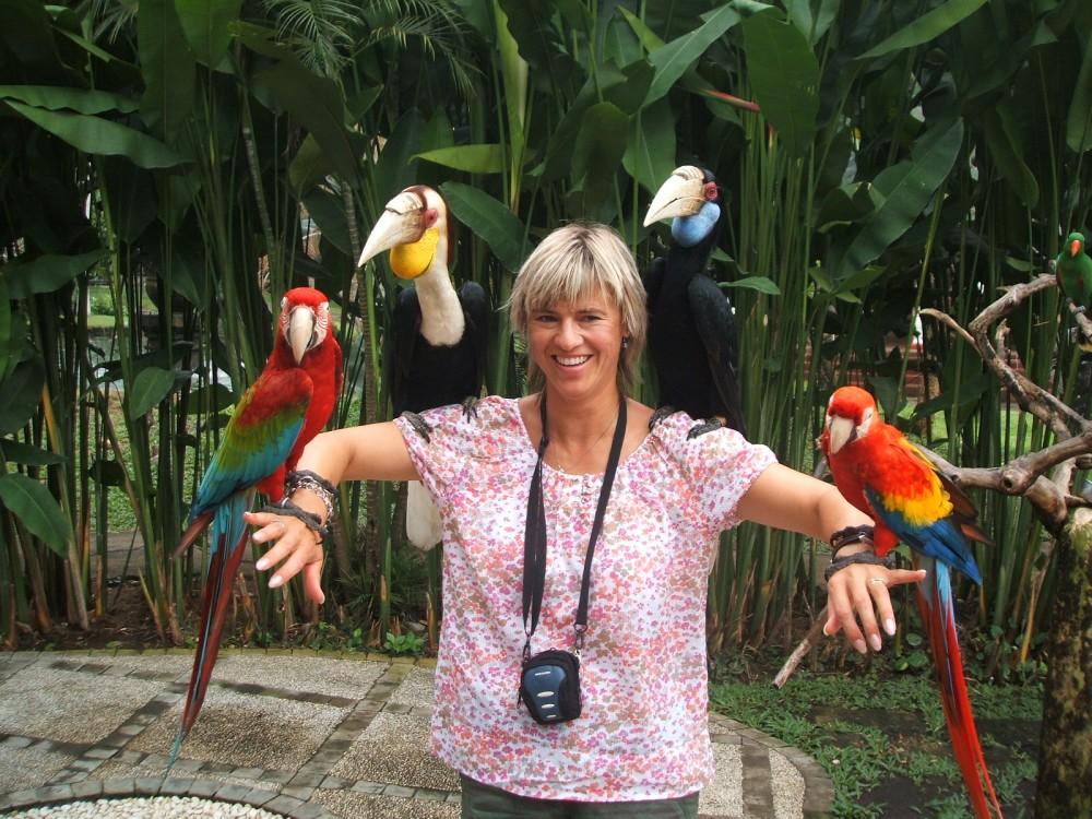 Birds And Reptiles Park Handicraft Workshops In Tours