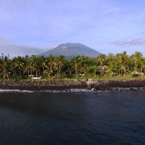Bech front resort Relax Bali