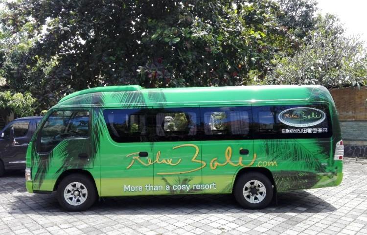 iRelax Bali resort