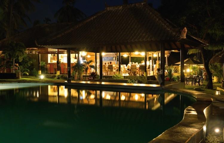 Restaurace Relax Bali