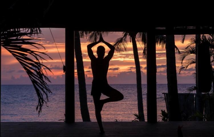 yoga pavilon