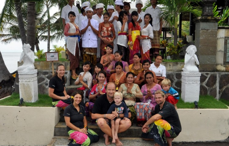 Relax Bali personel