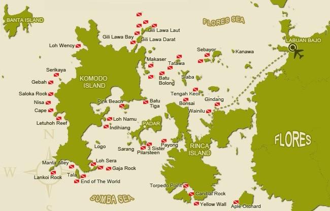Mapka lokalit