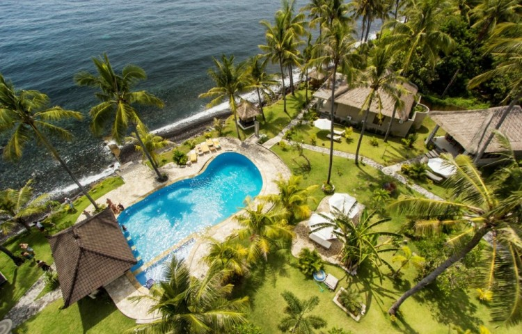 Relax Bali resort - part Relax