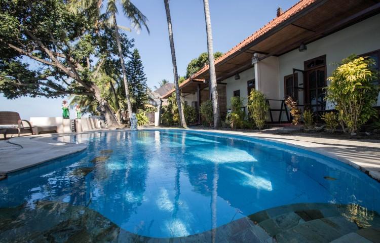 Bazén části Monkey