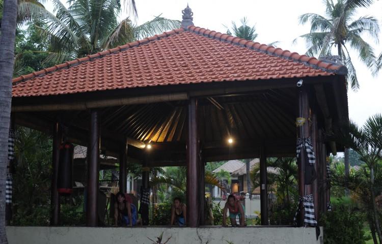 Joga pavilon
