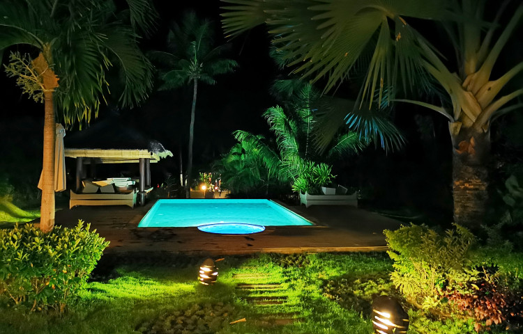 Relax Bali vila - pool
