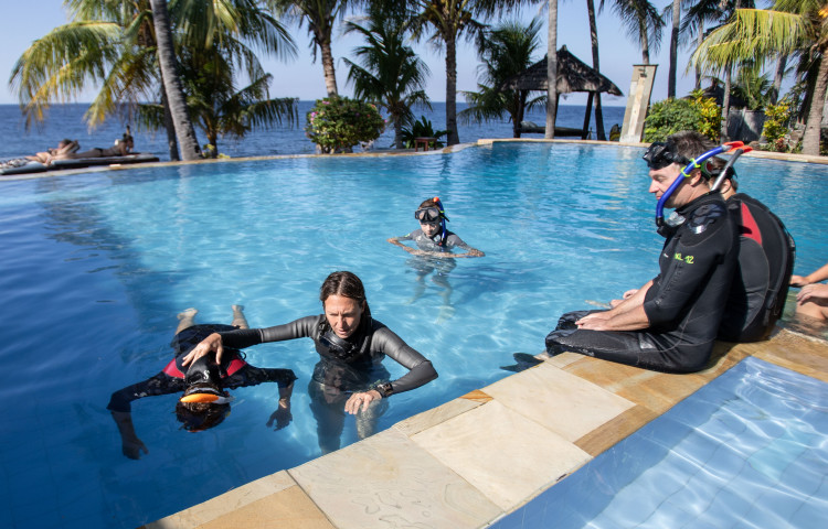 Relax Bali Freediving