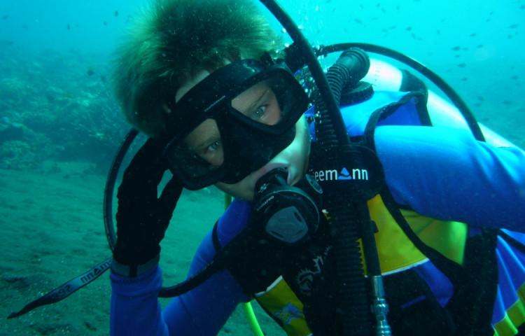 pohoda pod vodou RELAX BALI