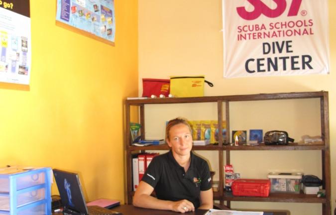 instruktorka Míša Vlášková - RELAX BALI