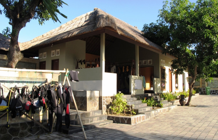 divecentrum Relax Bali