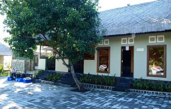Tauchcentrum Relax Bali, Klassenzimmer