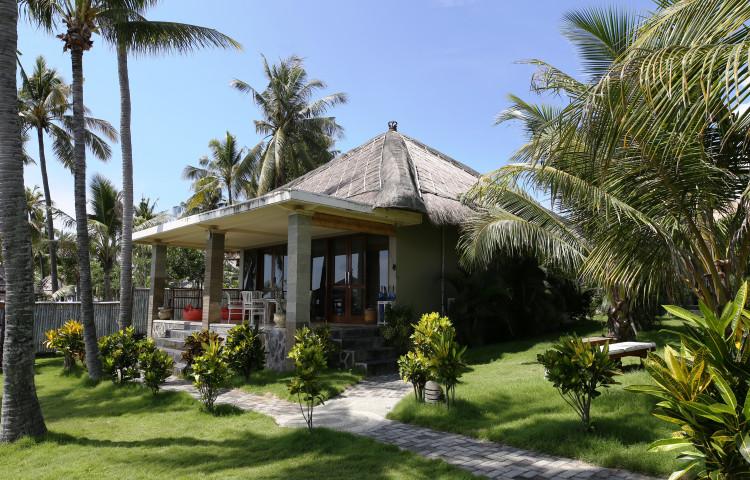 rodinný bungalov Relax Bali resort