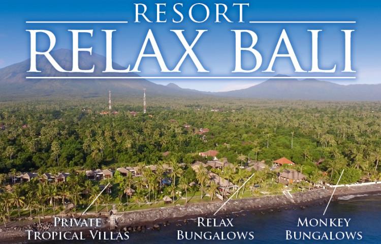 Privátní tropické vily - Relax Bali rezidence