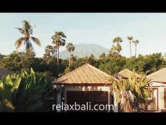 Relax Bali resort and villas - From above