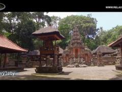 Relax Bali resort celkový klip