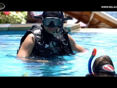 Relax Bali Divecentrum -english speaking diving instructors, SSI courses